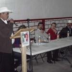 LOS MUNICIPIOS CON CANDIDATOS DE UNIDAD: CDE PRI