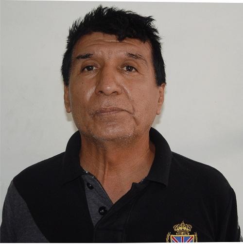 OSCAR MARTINEZ MARTINEZ DE 58 AÑOS DE EDAD