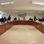 APRUEBA IEE REGISTRO DE PRECANDIDATOS DE LOS PARTIDOS POLÍTICOS.
