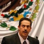 INVITA EL DIPUTADO RAUDEL AL PRESIDENTE DE AGUA POTABLE Y SANEAMIENTO, DIPUTADO KAMEL ATHIE FLORES