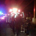 JUEVES SANGRIENTO 6 HERIDOS EN ACCIDENTE