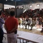 540 FAMILIAS DE CALVILLO RECIBIERON VALES PARA MEJORAMIENTO A LA VIVIENDA