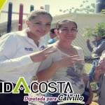 DIVERSOS LOS TEMAS QUE SE ABORDARÁN EN CAMPAÑA: BRENDA ACOSTA