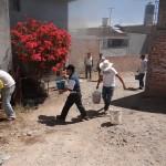 ARDE CASA EN EL CENTRO DE LA CIUDAD