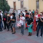 ISMAEL LANDEROS EUDAVE ARRANCÓ SU CAMPAÑA POLÍTICA EN LA LABOR