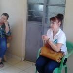 Visitas matutinas de la Candidata a Diputada Alma Edith Díaz de León E.