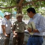 CUENTA JAVIER LUÉVANO NÚÑEZ CON UN AMPLIO RESPALDO DE LA CIUDADANÍA CALVILLENSE