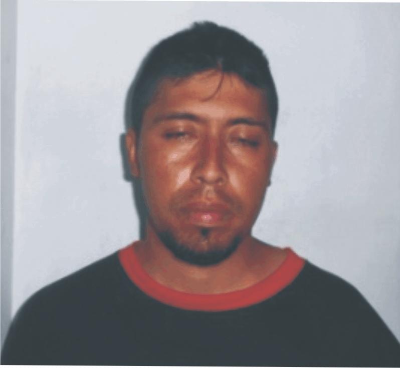 "Ricardo Zamora Posadas alías ""El Richard"""