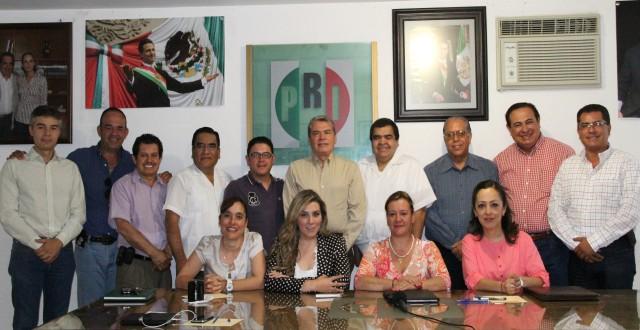 Reunión con Diputados Electos Jul-30-2013