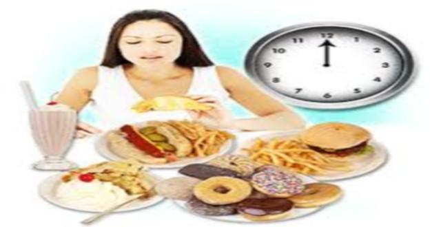 comer de manera compulsiva, un trastorno de la conducta alimentaria