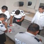 UN ELEMENTO DE LA POLICÍA ESTATAL DIO POSITIVO EN EL ANTIDOPING