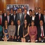 RECONOCE CÉSAR CAMACHO LA PARTICIPACIÓN DE DELEGADOS Y ENLACES PRIISTAS EN EL TRIUNFO ELECTORAL