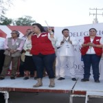 "La ""Ruta Sin Hambre"" de la Sedesol llegó a Aguascalientes y congregó a dos mil personas"