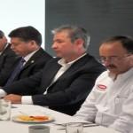 Constructores estrechan lazos de colaboración con el Gobierno del Estado