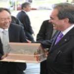 Historia de éxito entre Aguascalientes y Exedy-Dynax, reflejo de colaboración entre México y Japón