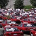 Respaldan taxistas trabajo del Procurador General de Justicia
