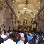 Turismo Religioso en Aguascalientes con una de las fiestas católicas más importantes