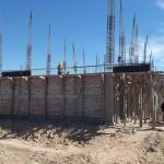 INICIAN TRABAJOS DE CONSTRUCCIÓN DE LA ESC. SECUNDARIA NO.35