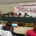 La Sedesol entrega 200 certificados para mujeres jefas de familia de Aguascalientes