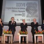 Intercambian conocimientos participantes del XXXVII Congreso Nacional de Químicos Clínicos