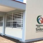 Entregan infraestructura educativa  en el Municipio de Asientos