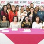 BLANCA RIVERA RIO OFRECE TODO EL RESPALDO A LOS PRÓXIMOS TITULARES DE LOS DIF MUNICIPALES