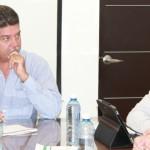 Analizan autoridades Alcances  de Proyectos de Obra en materia de Salud