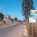 Inician obras de rehabilitación  de pavimentos de la Carretera a San Nicolás