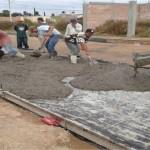 Continúa los proyectos en beneficio  De los habitantes de los municipios del interior