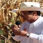 Productores agrícolas son apoyados en el Programa Especial de Energía para el Campo