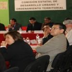 Se Presentaron 23 Instrumentos de Planeación Urbana a la Comisión Estatal De Desarrollo Urbano y Ordenamiento Territorial