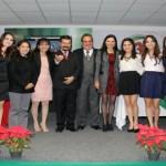 Asisten Lozano de la Torre y Blanca Rivera a los informes de Calvillo y Jesús María