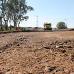 Avanza rehabilitación de la  Carretera a San Nicolás