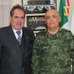 NUEVO COMANDANTE DE LA XIV ZONA MILITAR, JUAN MANUEL ESPINOZA VALENCIA