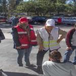 Secretaría de Turismo realiza primer simulacro de evacuación de 2014