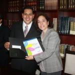 LEGISLATIVO RECIBE PLAN MUNICIPAL DE DESARROLLO DE CALVILLO