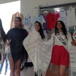 VISITAN LAS CANDIDATAS A REINA DE LA FERIA NACIONAL DE SAN MARCOS CALVILLO