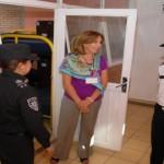 """LA DOCTORA MARÍA ELENA MORERA DE GALINDO, PRESIDENTE DE """"CAUSA EN COMÚN A. C."""" INCLUYÓ UNA VISITA SORPRESA AL CENTRO DE REINSERCIÓN SOCIAL FEMENIL"""