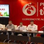 PROGRAMA 'VALE TAXI' PARA BENEFICIO DE LOS ASISTENTES A LA VERBENA ABRILEÑA