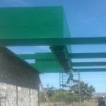 Avanzan obras de modernización  de Estaciones de Transferencia en el Estado