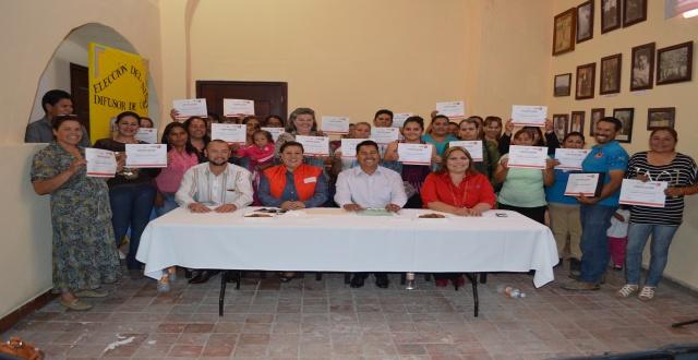 El Llano Comités Comunitarios (100) MEDIOS