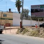 Gobierno del Estado Pavimenta   la calle Confederación Nacional Campesina