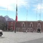 Inician trabajos de la primer etapa de remodelación de la Plaza de la Patria