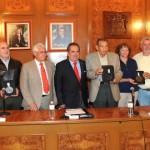 CLT entrega medallas del Día Internacional del Deporte para el Desarrollo y la Paz