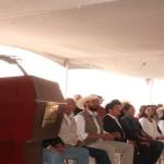 Autoridades Federales y Estatales favorecen al sector Agropecuario