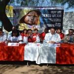 Un año, 3 millones de historias de La Cruzada Nacional Contra el Hambre