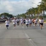"""Todo un éxito la carrera atlética """"Sin Hambre"""" en Aguascalientes que logró reunir a mil 500 competidores"""