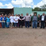 El Presidente de México, Enrique Peña Nieto, entrega buenos resultados en Aguascalientes a un año de haber instaurado en el país la Cruzada Nacional Contra el Hambre