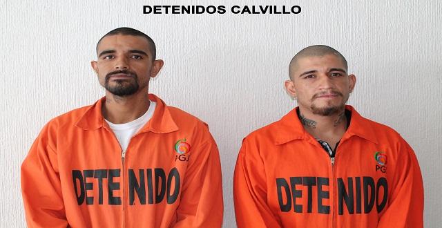 Victor Manuel Rodríguez Barbosa y Fernando Rodríguez Chávez