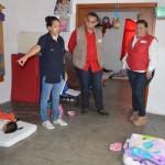 Sedesol realiza gira de supervisión constante de las estancias infantiles